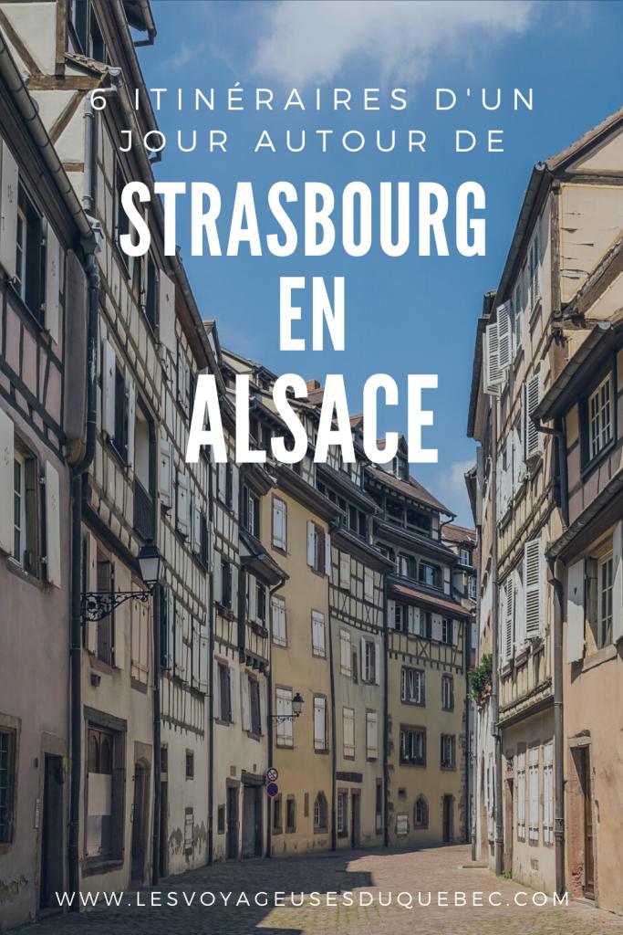 Visiter Strasbourg En Alsace Et Ses Environs En 6 Itineraires D Un Jour In 2020 Strasbourg City Guide France