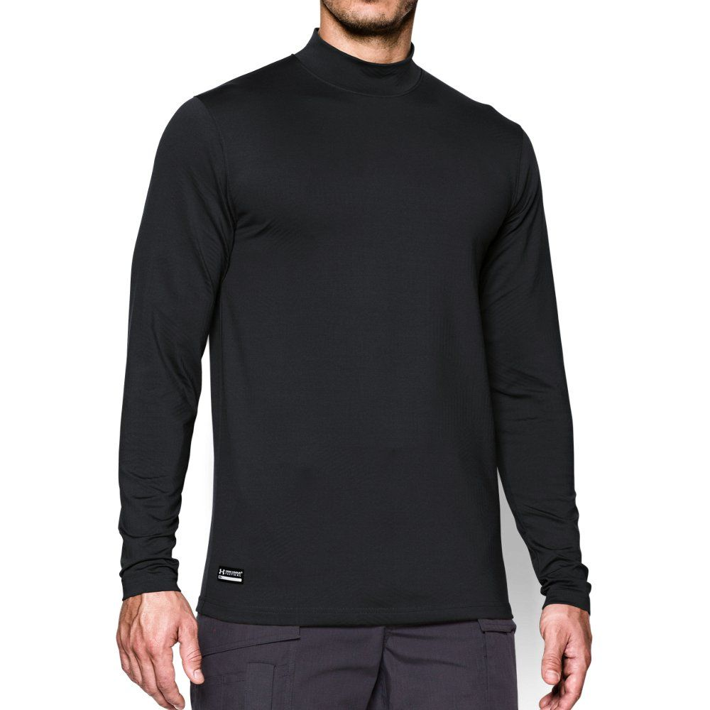 a6575da2b392f6 Men's ColdGear® Infrared Tactical Fitted Mock | Under Armour US ...