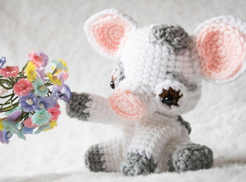 Pua Piglet amigurumi pattern by Sweet N\' Cute Creations | Piggy Pics ...