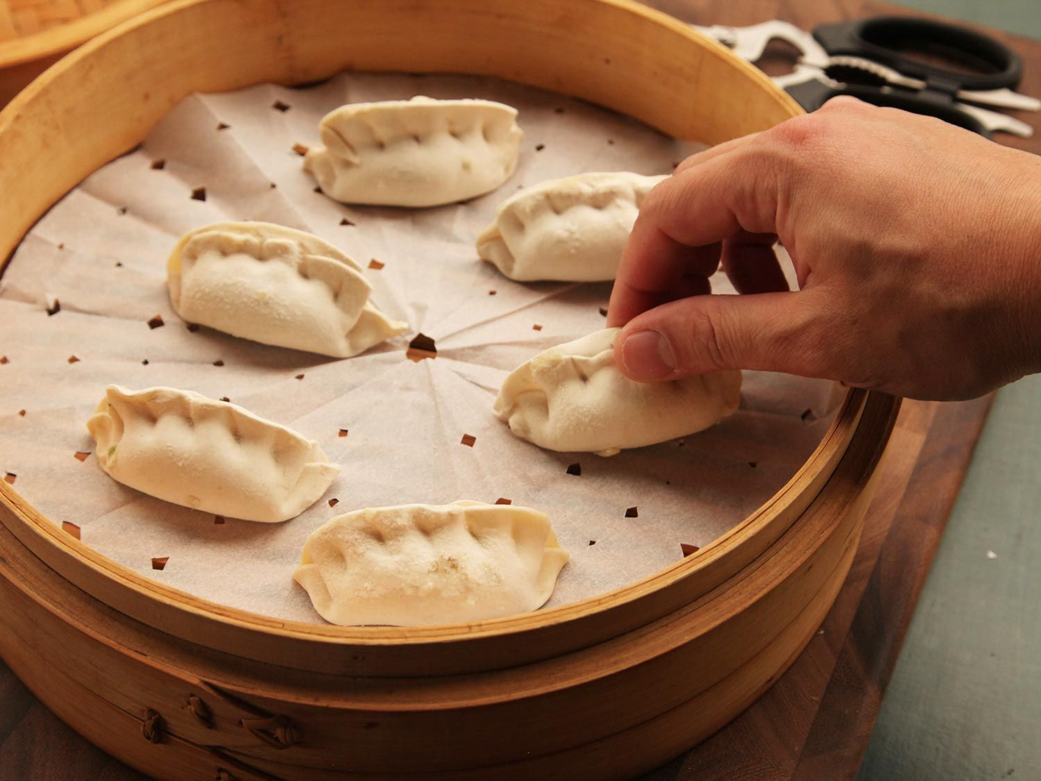 how to cook frozen dim sum without a steamer