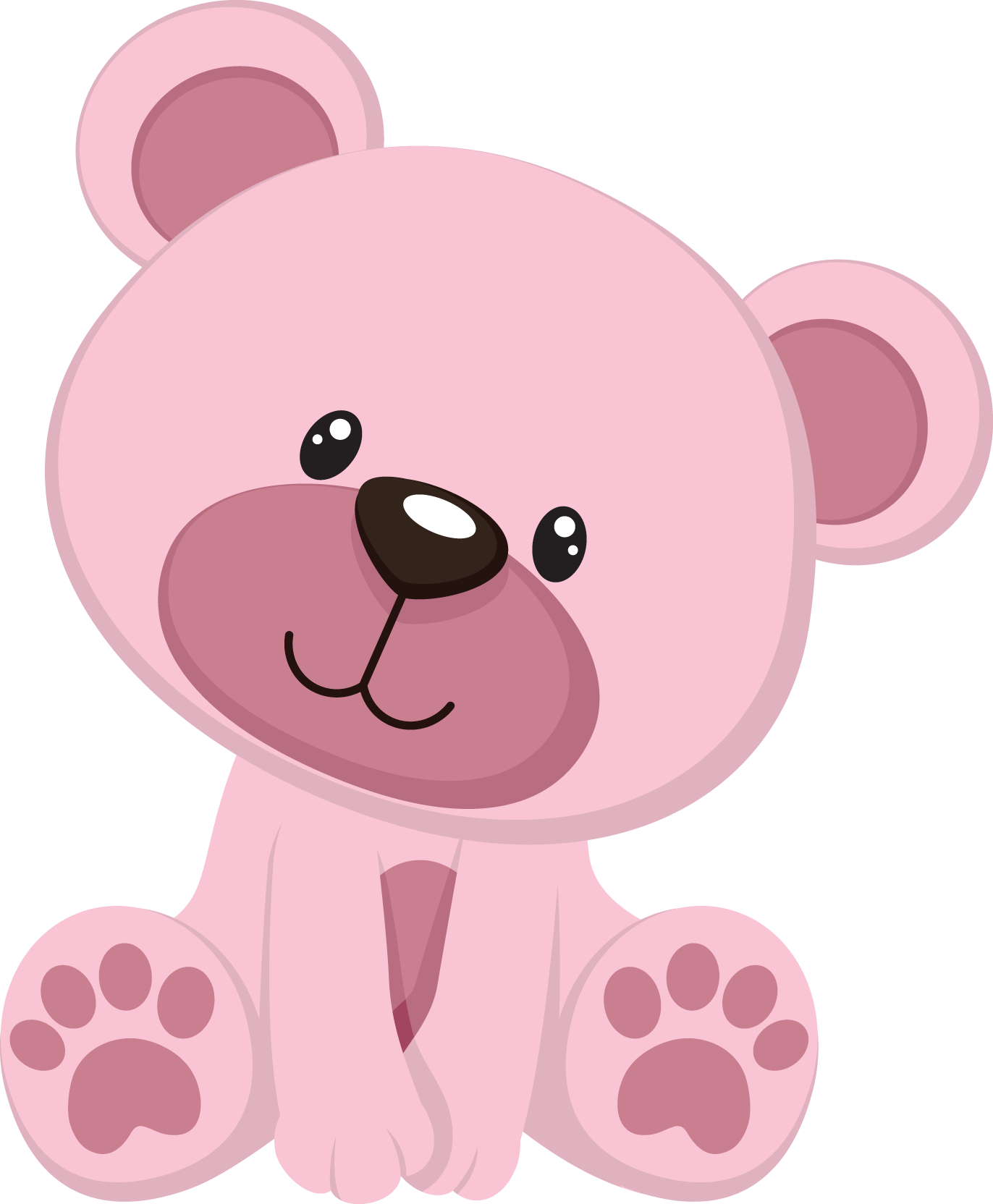 Pink Teddy Bear Baby Shower: Baby Bear Png - Pesquisa Google