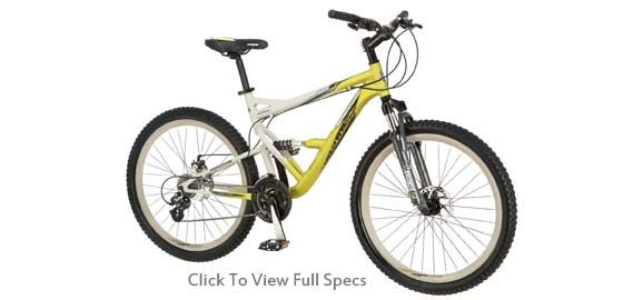 Mongoose Status 3 0 26 Inch Dual Suspension Mountain Bike Bike
