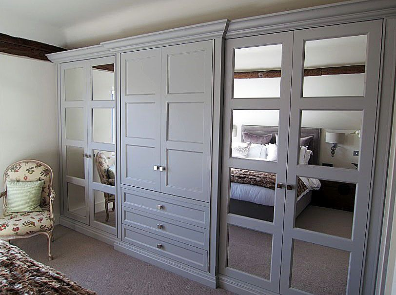 A Beautiful Collection Of Fitted Wardrobe And Bespoke