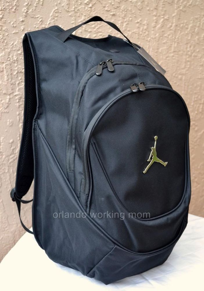 fbcfb81e8a4d Nike Air Jordan Backpack Jumpman Laptop 15