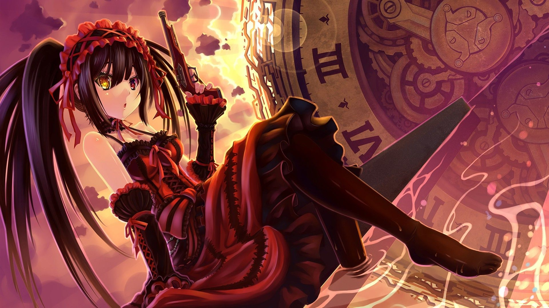 Kết quả hình ảnh cho kurumi anime Hình ảnh, Anime, Ảnh