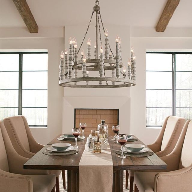 Give Your Dining Room An Upgrade With Fixtures That Suit All Styles