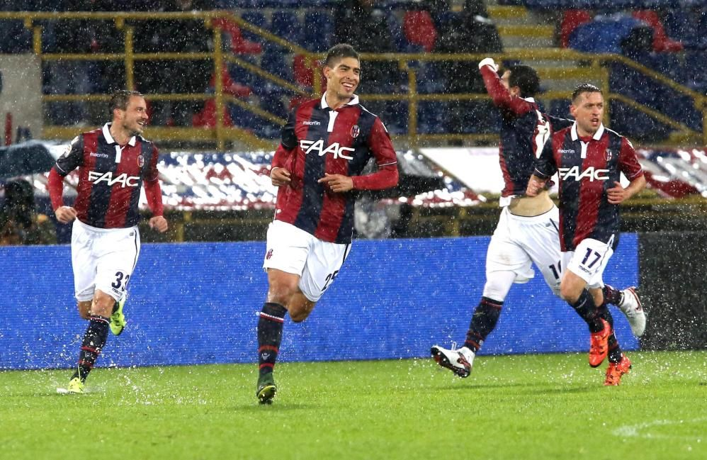 Bologna-Roma  #Giaccherini
