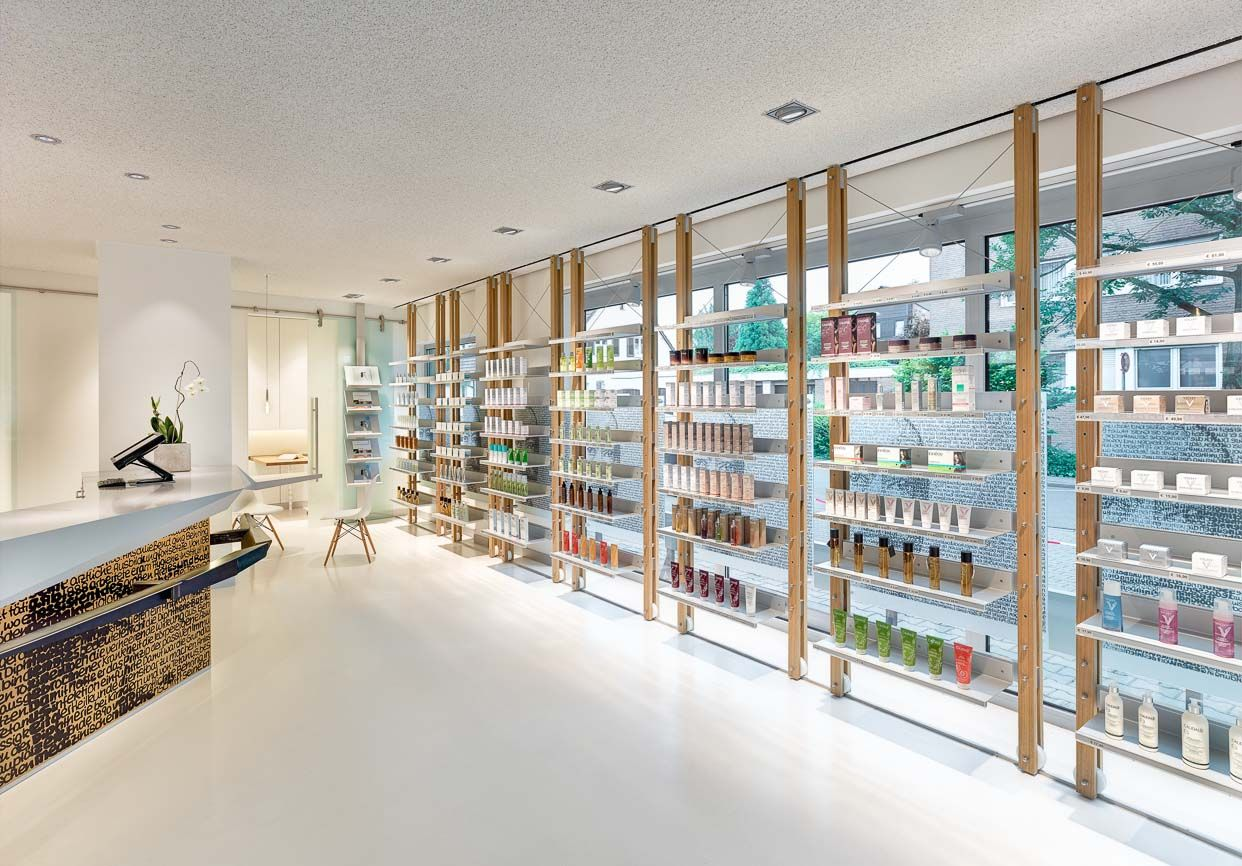 Klaus Bürger Architektur   Behring Apotheke in Neuss   Retail ...