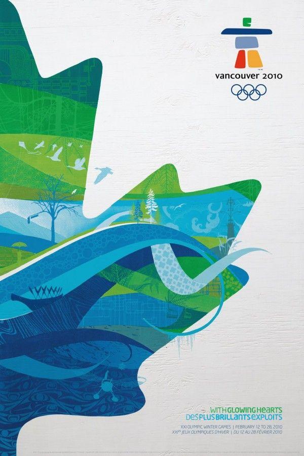 u00c9pingl u00e9 sur too cult olympic posters