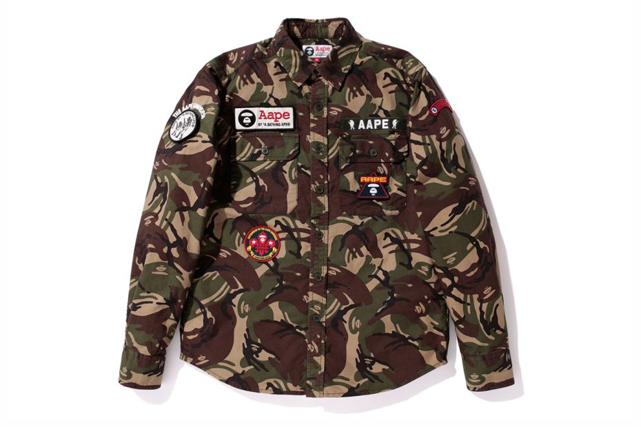 a7ce7188b13 AAPE by A Bathing Ape 2013 Spring Summer Collection