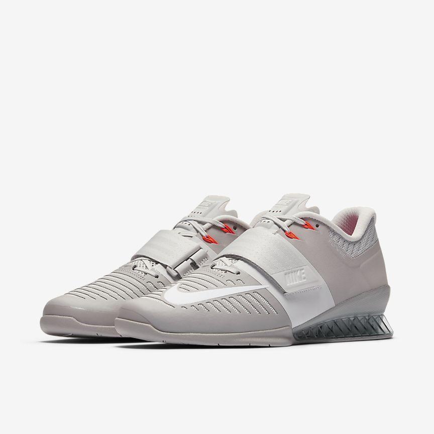 GewichthebenPowerlifting Nike 3 Schuh Romaleos für BWdexoErCQ
