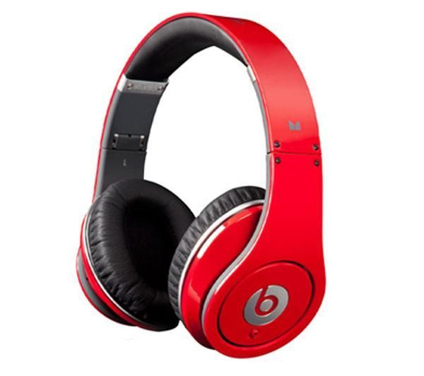 Monster Beats Casque Beats Studio By Dr Dre Rouge Casque Beats Casques Beats Casque Monster