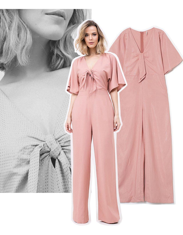O macacão certo   Modelos de blusas, Moda vestidos y Vestiditos