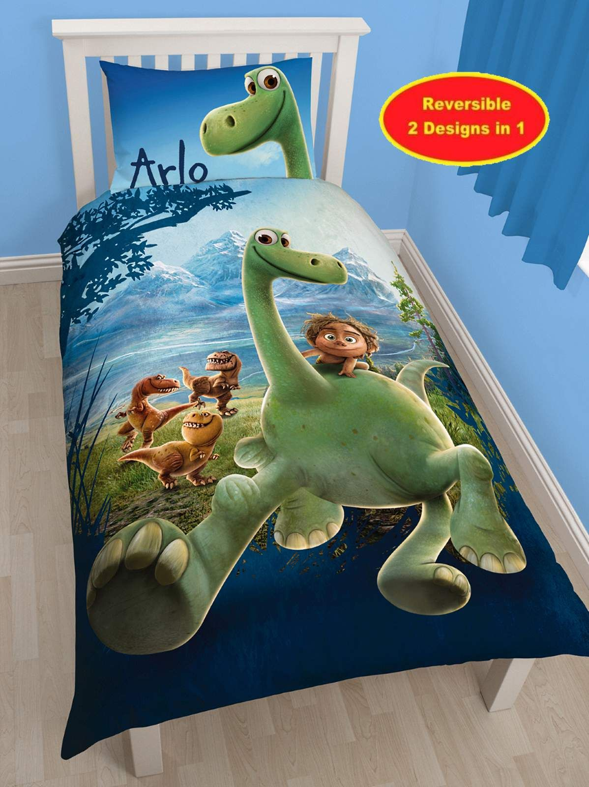 dinosaur nursery boys room ideas the good dinosaur duvet sets boy room