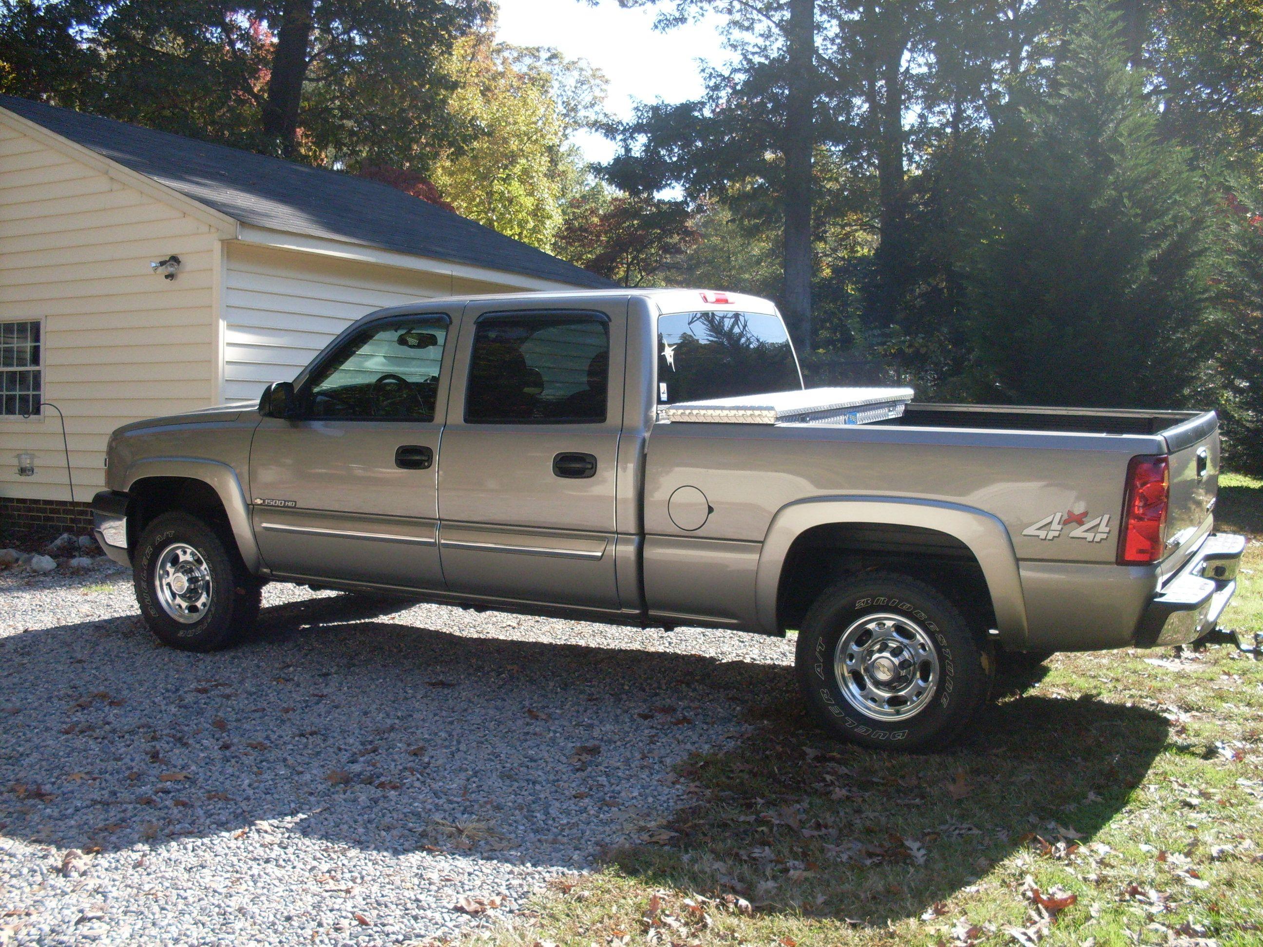 203561321493560 2003 Chevy Silverado 1500 Hd Pickup Truck Sdc10204