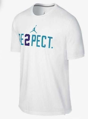 9457142cdf7b Nike Air Jordan Re2pect Respect Derek Jeter Grape Mens T-Shirt Tee  708586-103 M  Jordan  GraphicTee