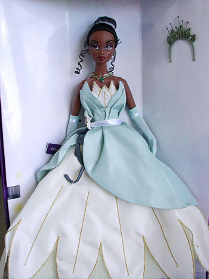 Princess Tiana - Bayou Wedding - Disney Ashton Drake Integrity Toys ...