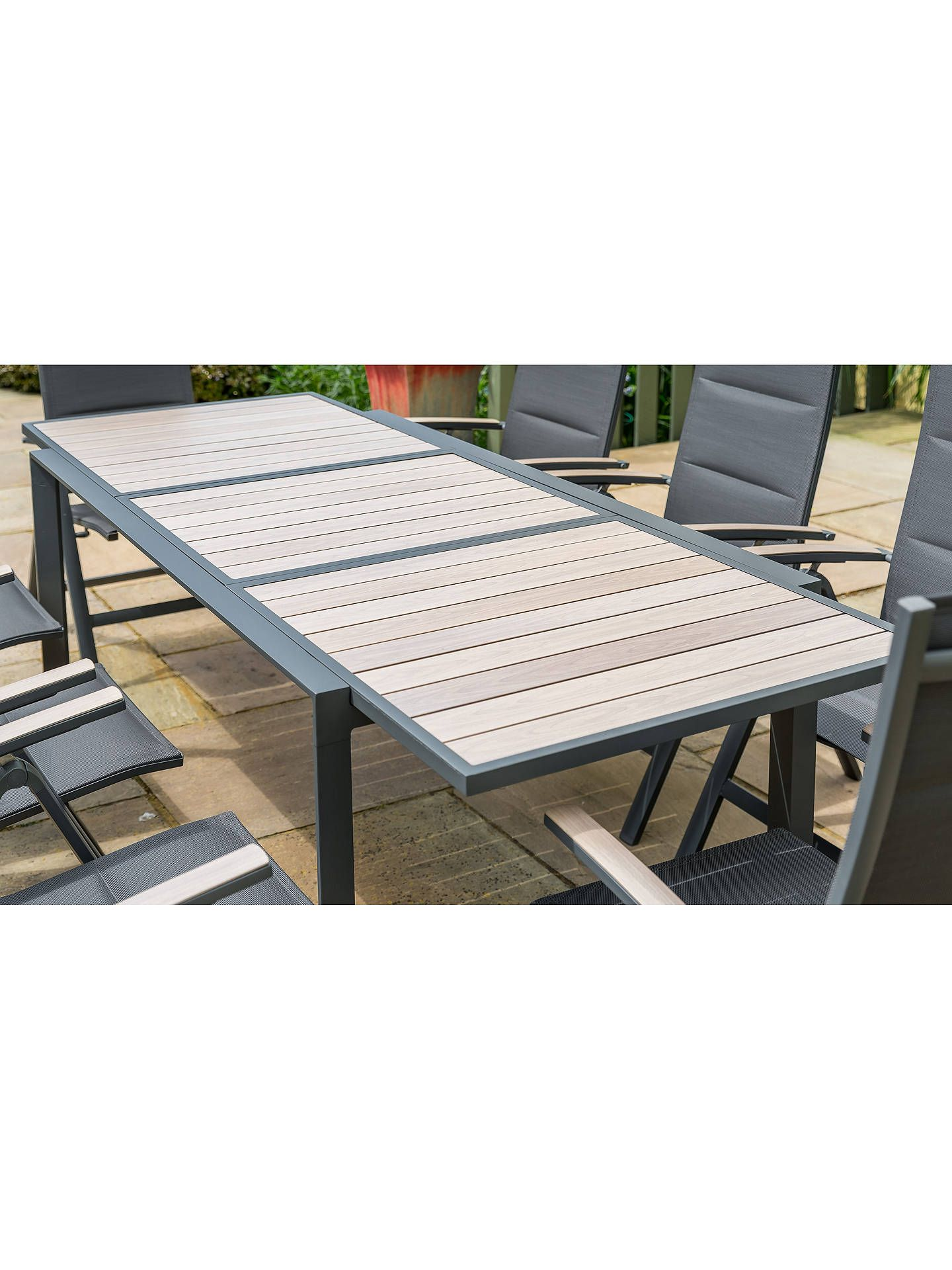 lg outdoor milan 6-seat extendable