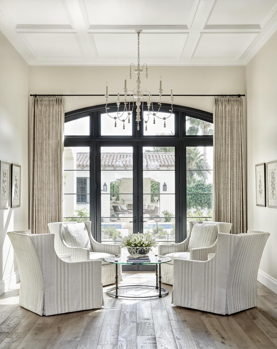 Private Residence 1 : Lissa Lee Hickman | Sandes living rooms ...