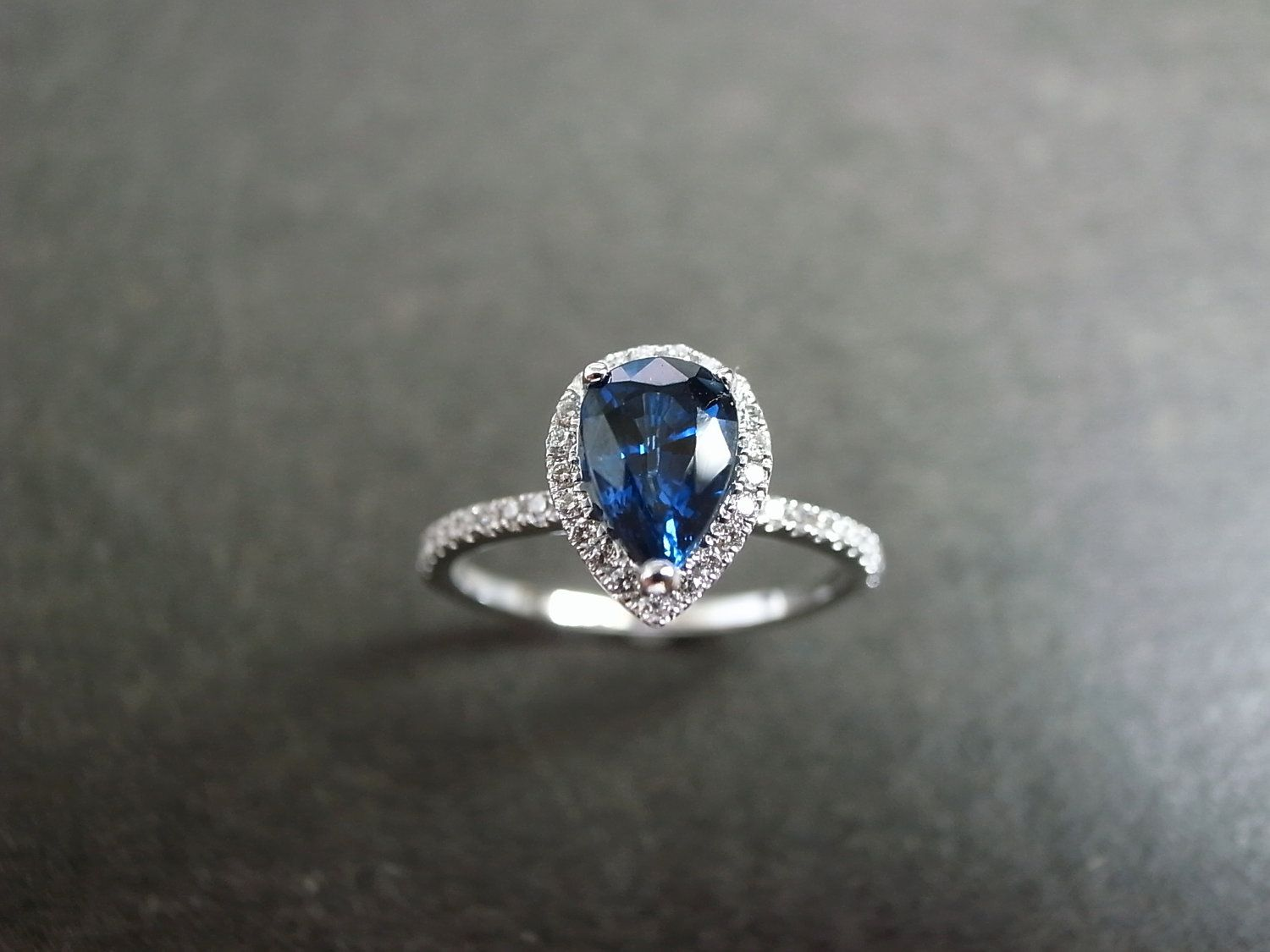 Image result for Sapphire Engagement Rings - How To Spot The Perfect Ring