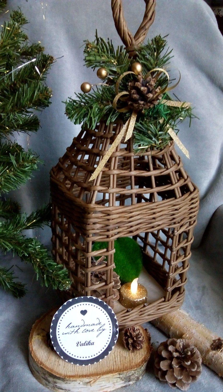 Pin De Marisa Cimenta Em Lanterna Artesanato De Natal