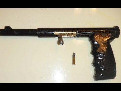 Homemade .22 cal. pistol for $25.00
