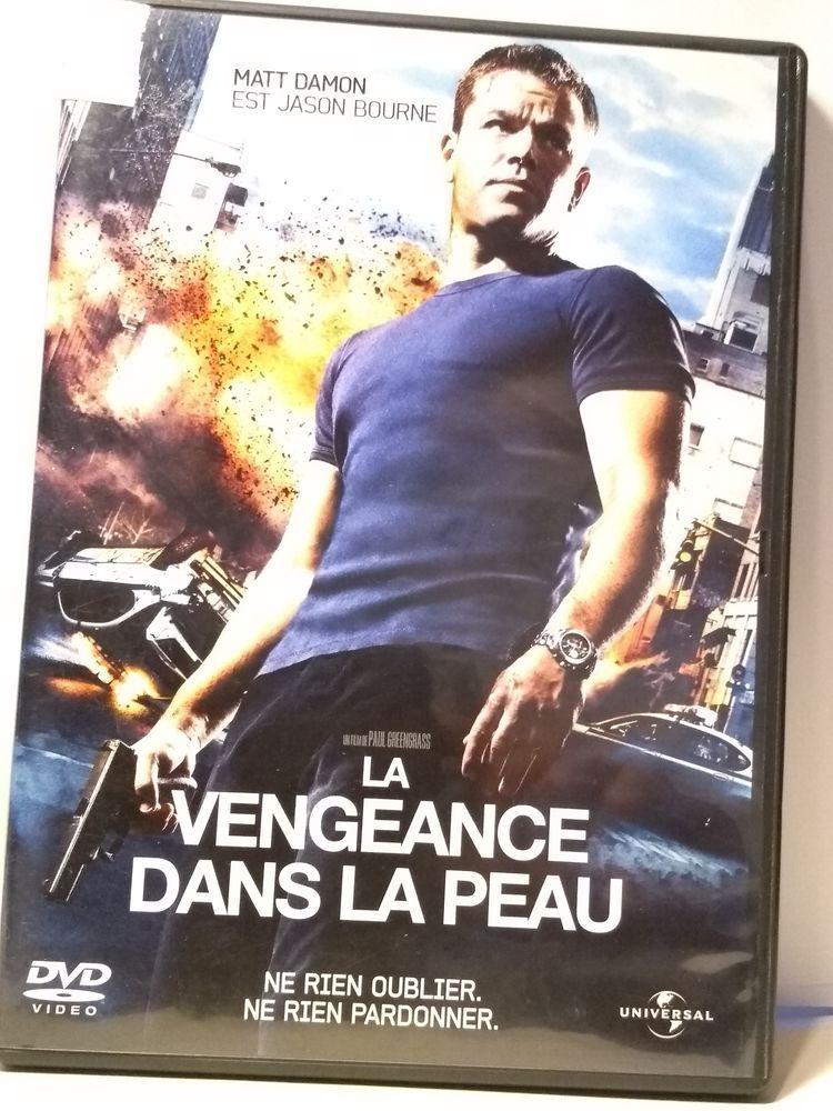 La Vengeance Dans La Peau Avec Matt Damon La Vengeance Dans La Peau Vengeance Jason Bourne