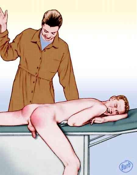 toole Barbara female art o spanking