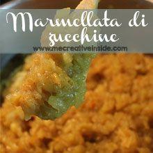 ricetta dolci facili natale rame siciliane marmellata di zucchine ME creativeinside