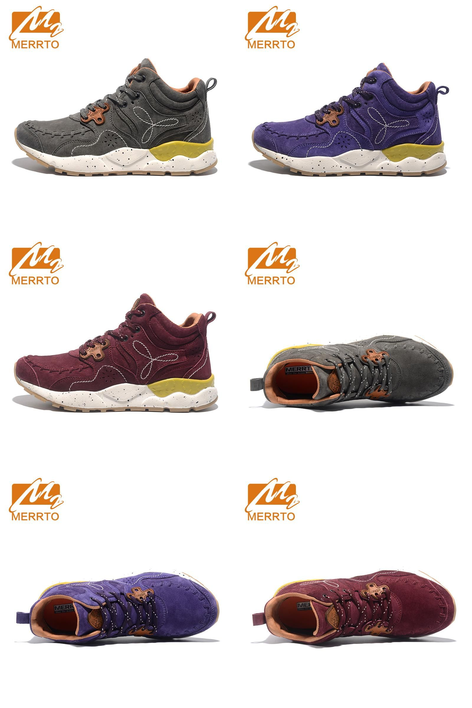 74e11414f6e4  Visit to Buy  MERRTO Breathable Women Walking Shoes Lightweight  Comfortable Brand Trainers Skid-