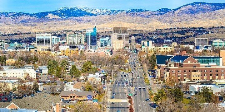 Boise, Idaho, USA