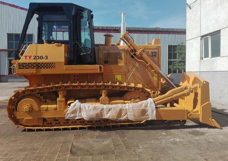 Do you need ? TY230-3 #Bulldozer ,is semi-rigid suspended