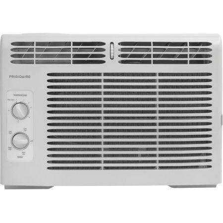 Frigidaire 5 000 Btu Window Room Air Conditioner W Mechanical Controls Walmart Com Compact Air Conditioner Window Air Conditioner Best Window Air Conditioner