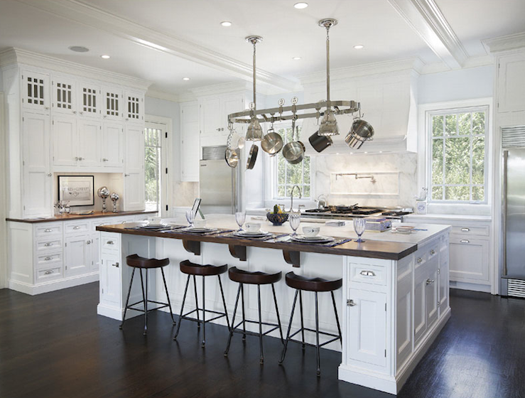 Solutions to oversized kitchen islands - Salome Interiors | Kitchen ...