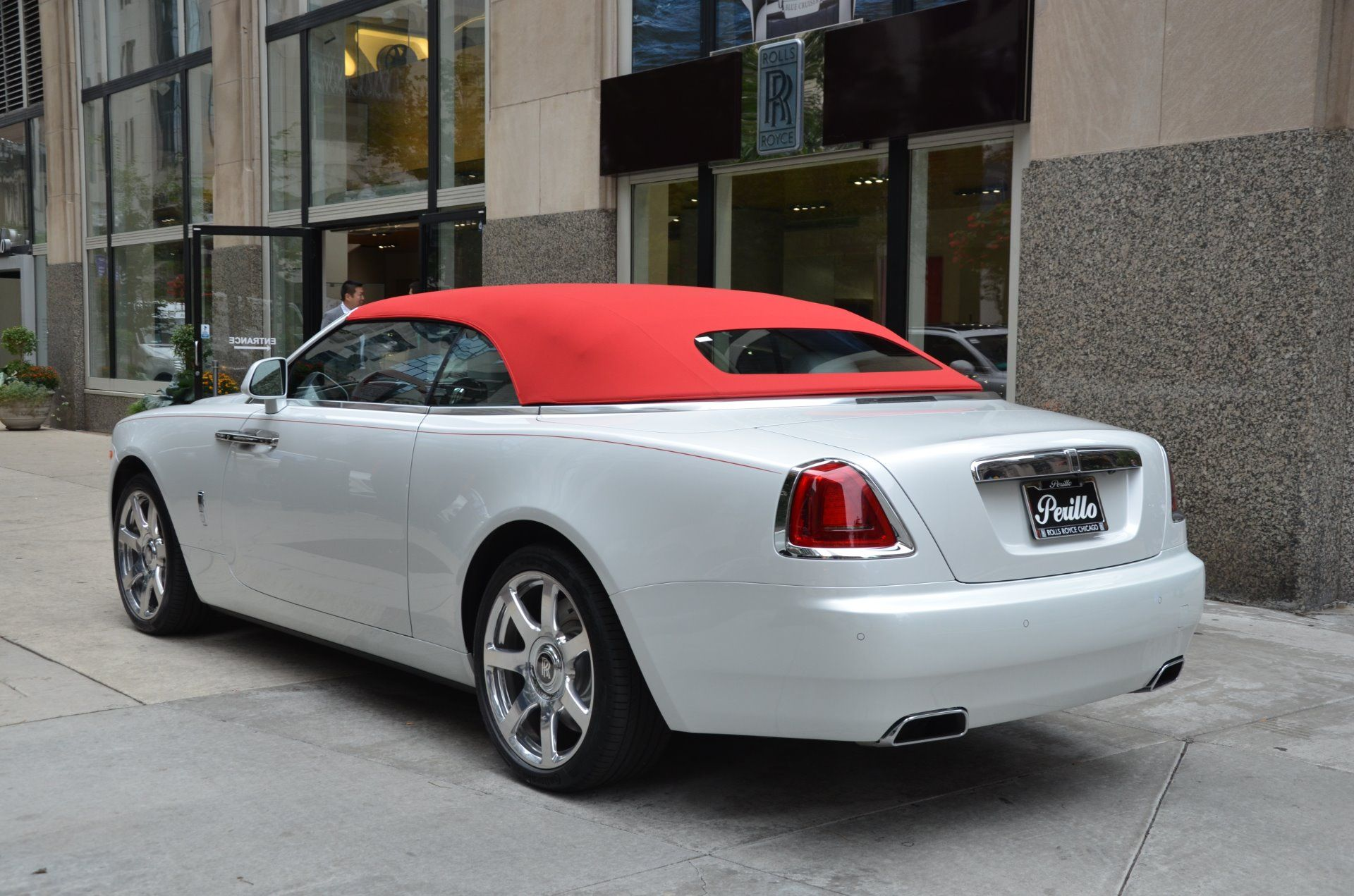 Photo of For sale : 2018 Rolls-Royce Dawn Fashion – Chicago Exotic Car Dealer  – United States