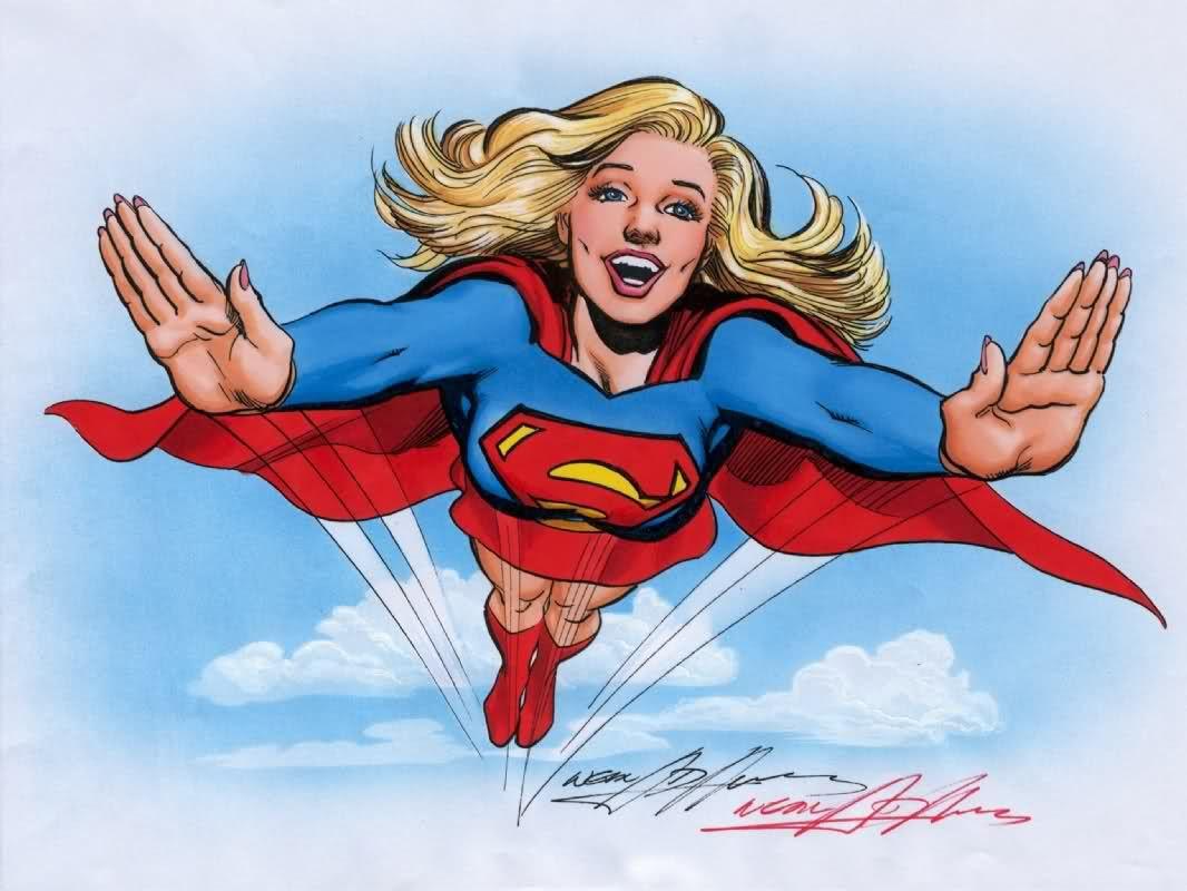 supergirl drawings comic - photo #49
