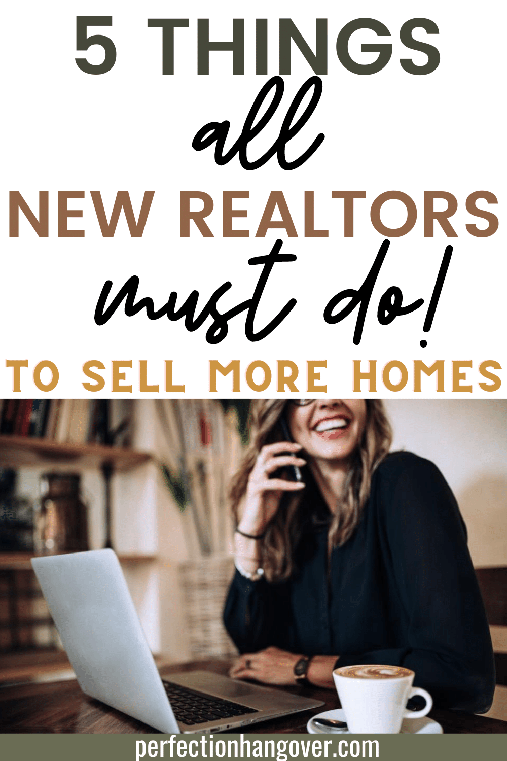 Your first year as a Realtor is pivotal to your real estate career. Here's how to dominate the housing market as an inexperienced newbie. #realtortips #realestatetips #homeselling #realestatemarketing #marketing #womeninbusiness #realestatecareer #realtor via @perfectionhangover