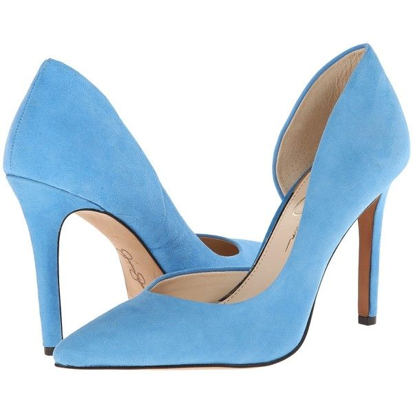 46e531293aa2 Jessica Simpson Claudette High Heels