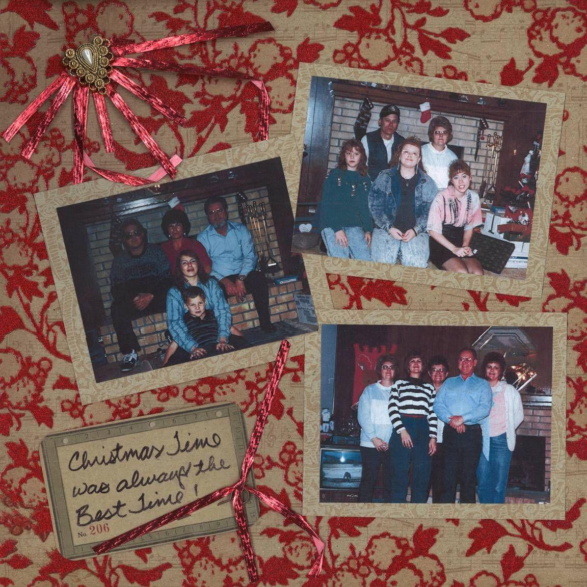 Scrapbook ideas grandma - Grandmother S Alzheimer S Scrapbook Page 17