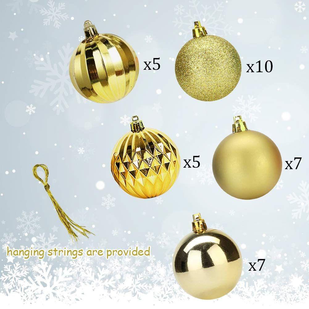 Christmas Decor Christmas Decorations Xmas Tree Decorations Ball Ornaments