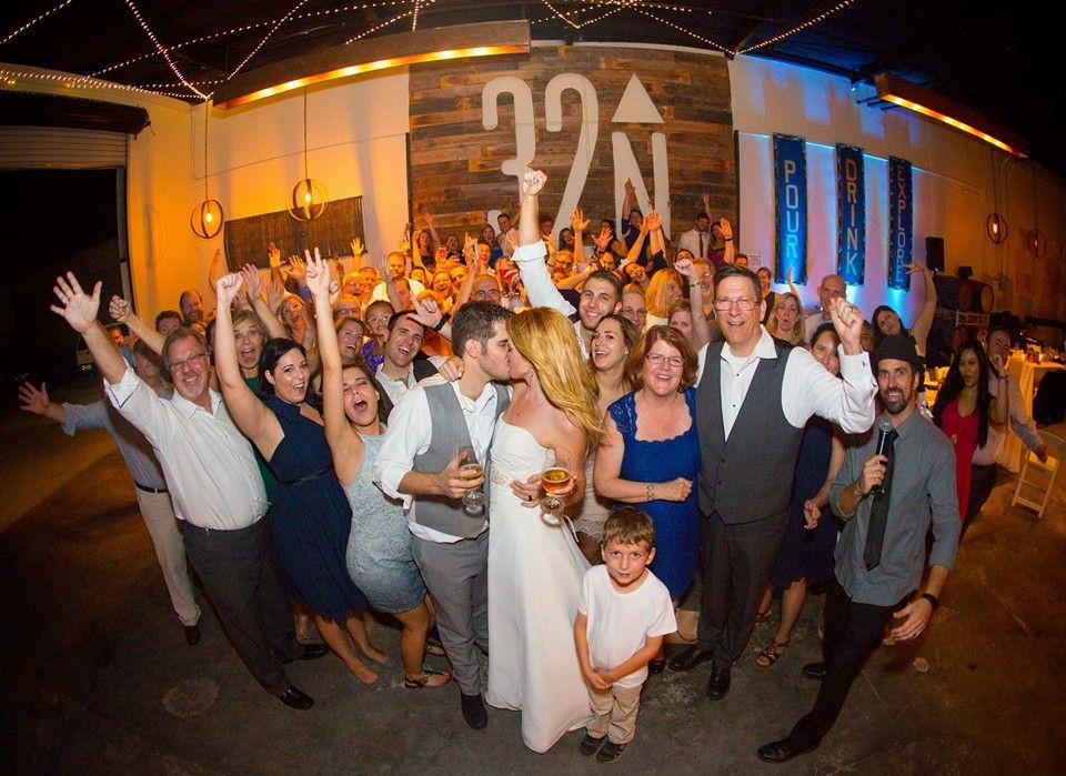 32 North Brewing Co Wedding San Diego Brewery Weddings
