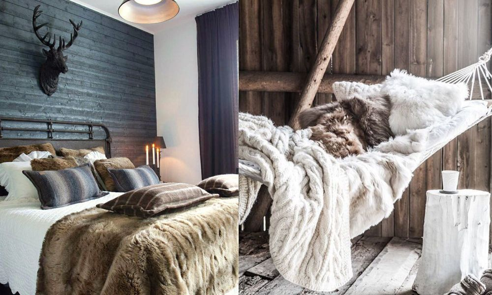 Make Your Home Cozy with Faux Fur Blankets COWGIRL
