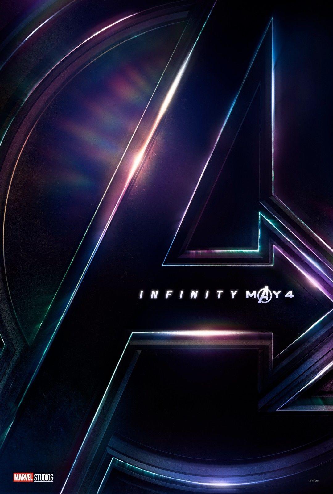 989 avengers infinity war poster marvel movie art film