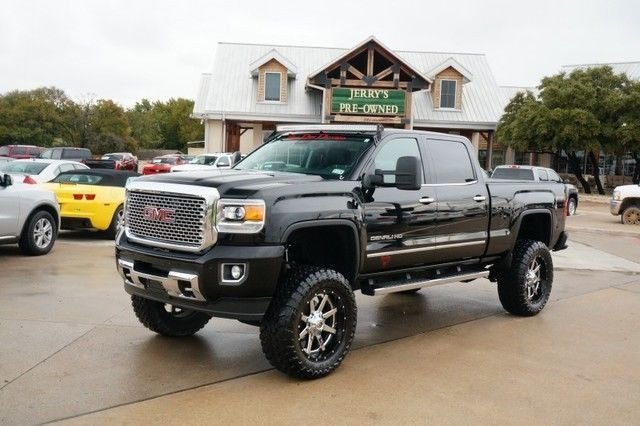 2015 Gmc Sierra 3500 Denali New Trucks Lifted Chevy Trucks Gmc