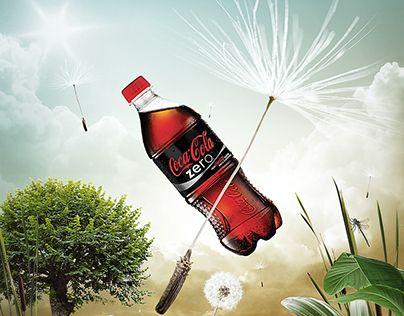 "Check out new work on my @Behance portfolio: ""Coca-Cola Zero"" http://be.net/gallery/43446113/Coca-Cola-Zero"