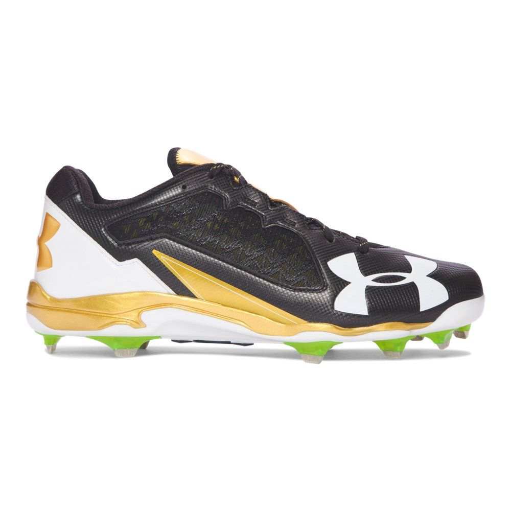 cf8a9d79864 Under Armour Men s UA Deception Low Diamondtips Baseball Cleats