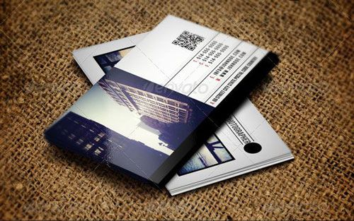 photographer business card template BEST PHOTOGRAPHER BUSINESS - name card example