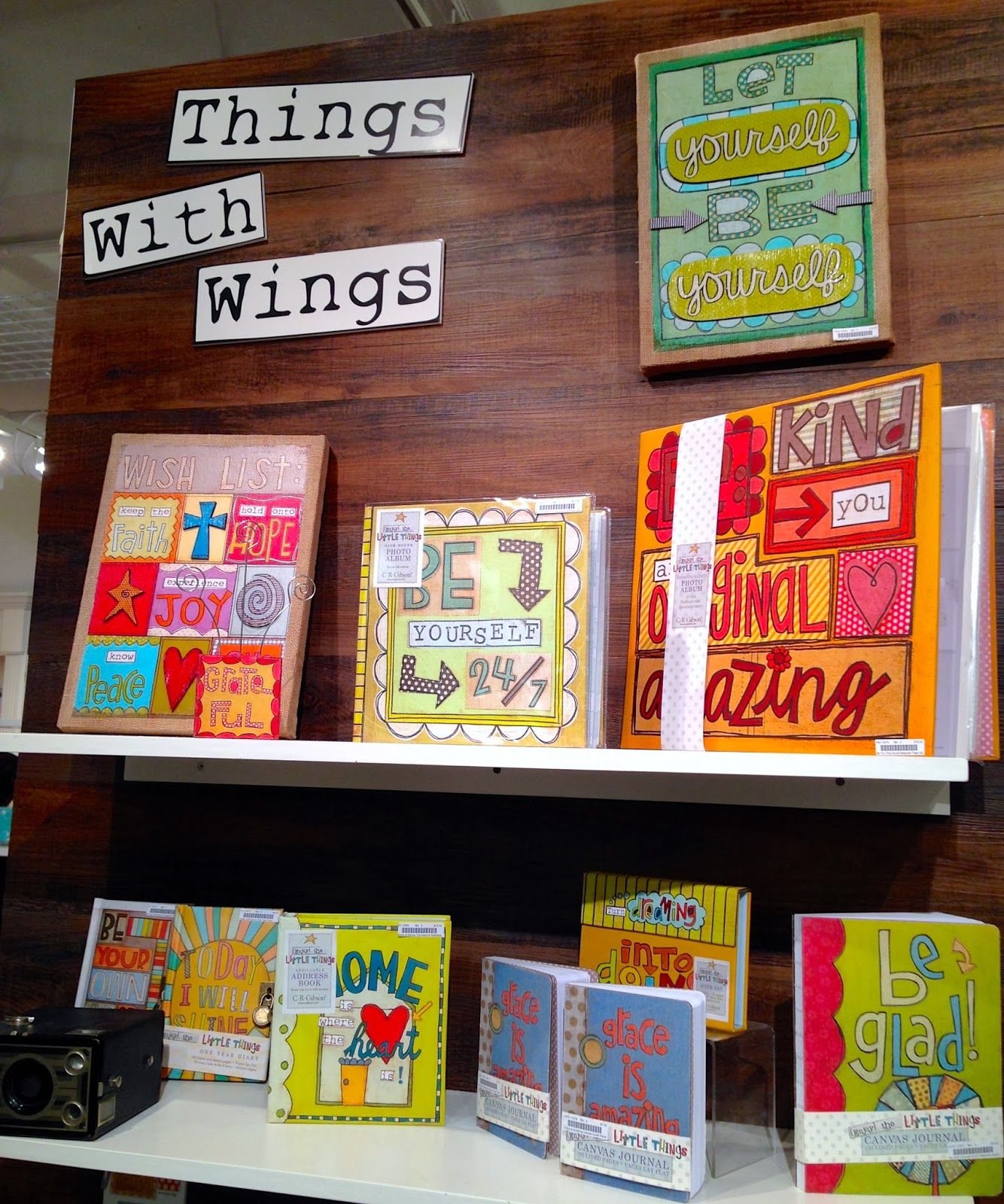 Things With Wings: Atlanta Market 2014 + C.R. GIBSON