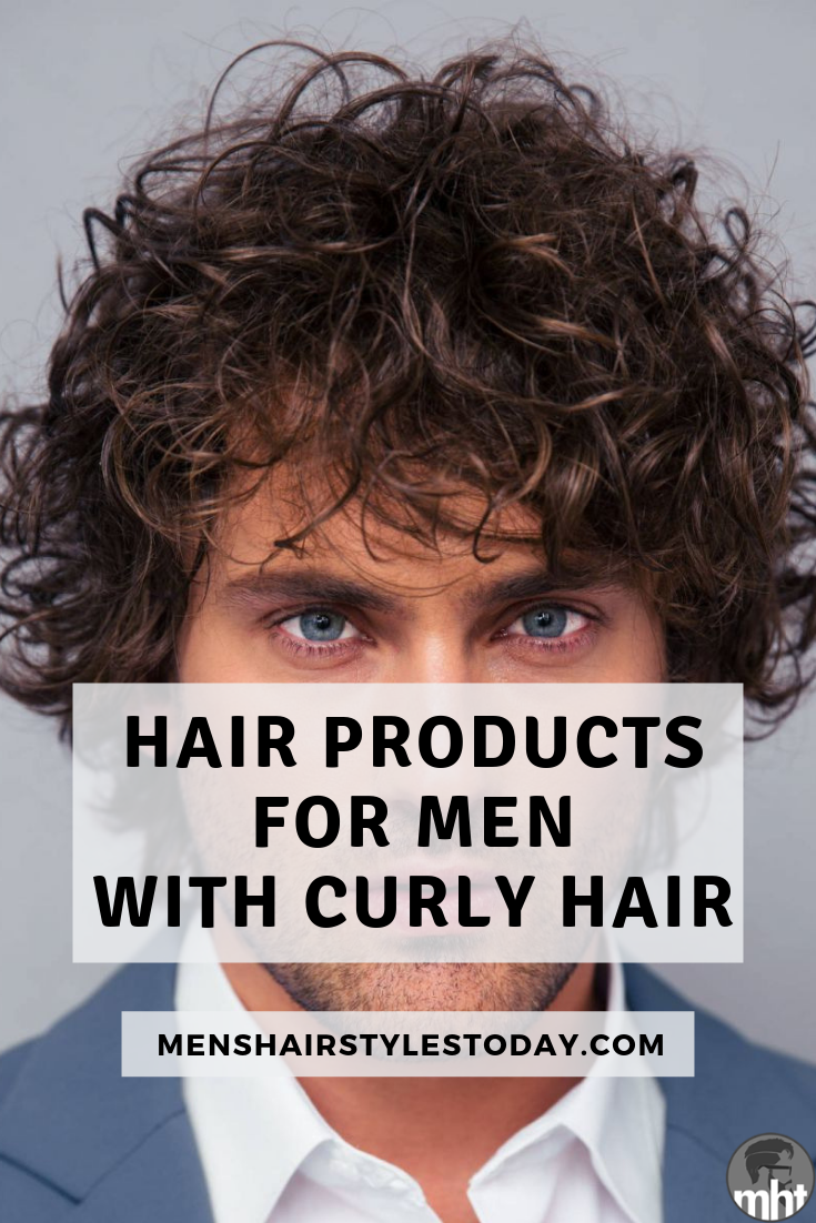 Hair Products For Men With Curly Hair Curly Hair Men Men S Curly Hairstyles Curly Hair Styles