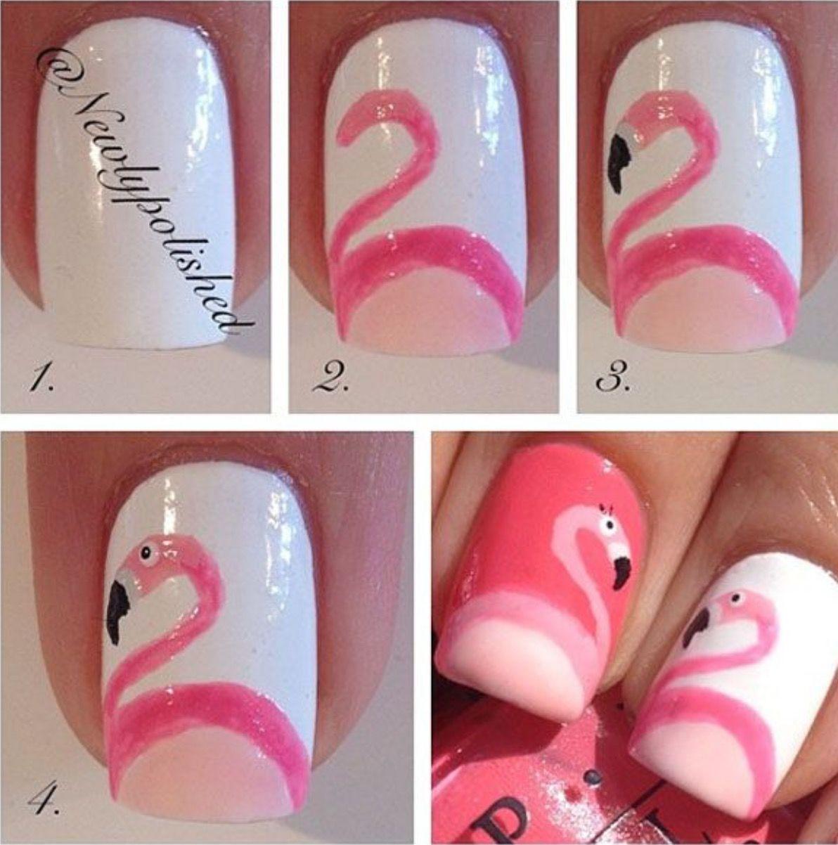 дизайн ногтей поэтапно с картинками также